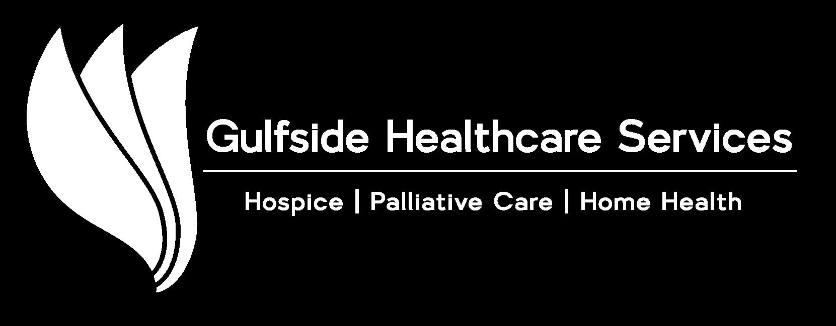 gulfside white logo